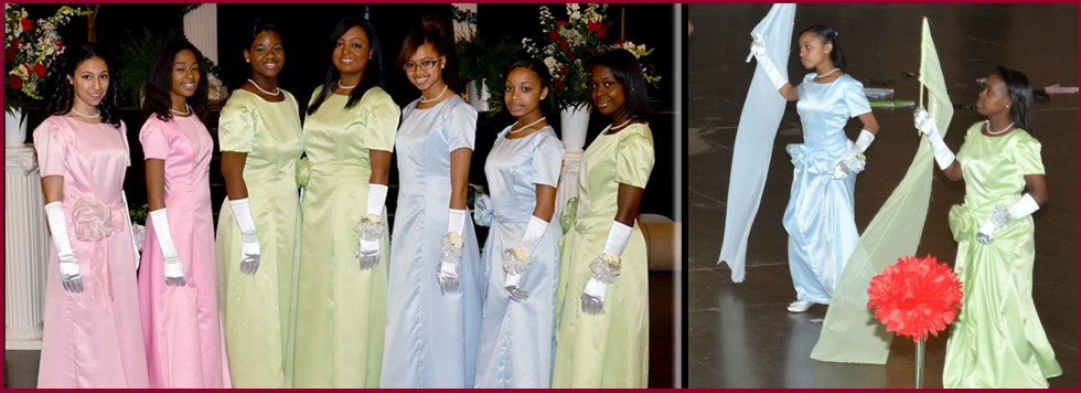 Junior Debutantes